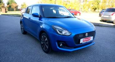 Swift 1.0 Boosterjet Hybrid S 2WD