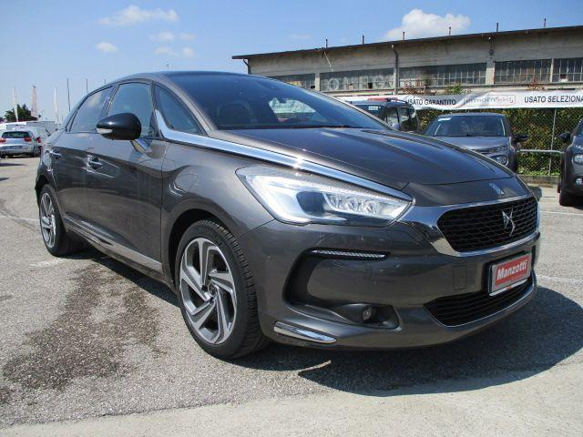 DS 5 BlueHDi 180 S&S EAT6 Sport Chic