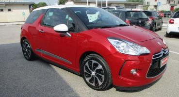 DS 3 1.6 e-HDi 90 airdream So Chic