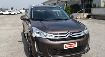 C4 Aircross 1.8 HDi 150 Stop&Start 2WD Exclusive