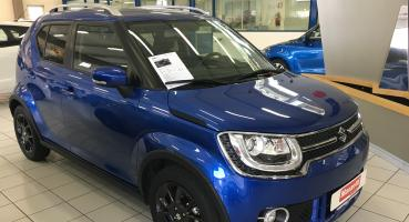 Ignis 1.2 Hybrid 4WD All Grip Top
