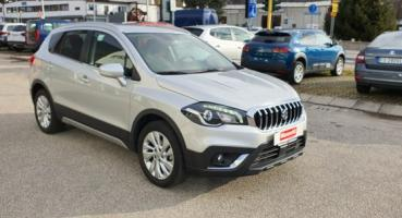 SX4 S-Cross 1.6 DDiS Start&Stop 4WD All Grip Cool