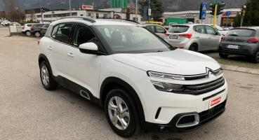 C5 Aircross Pure Tech 130 CV LIVE